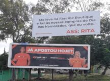 'Volta Rita': Faixa com pedido de desculpas em Belo Jardim foi uma inédita jogada de marketing