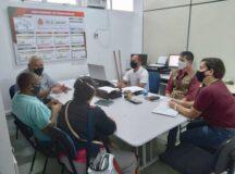 Prefeitura debate possível mudança de local da 'Feira de Agricultura Familiar e Cultural', para o Calçadão