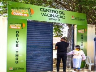 Belo Jardim está em 5º lugar como referência na vacinação contra Covid-19 no Agreste