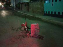 Tampas de bueiro são alvo de furto em Belo Jardim e Tacaimbó