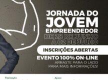 Estão abertas as inscrições para a ´Jornada do Jovem Empreendedor´ de Belo Jardim
