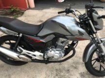 GATI recupera motocicleta roubada em Belo Jardim