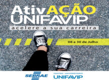 UniFavip promove o AtivAÇÃO com cursos de férias gratuitos
