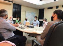 Gilvandro e Mendonça articulam junto ao DNIT por investimento no trecho urbano da BR-232 em Belo Jardim