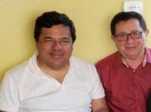 Mendonça Filho presta última homenagem a ex-prefeito Pedro Evangelista