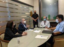 Mendonça Filho reúne-se com o ministro da Educação e pede liberação de recursos para UFRPE e IFPE de Belo Jardim