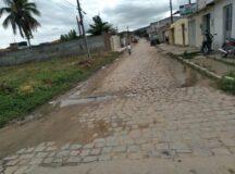 Após solicitação do BJ1, Prefeitura de Belo Jardim realiza manutenção em rua do Morada Nobre
