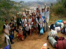 Grupo de Escoteiros de Belo Jardim pede doação de ferramentas e equipamentos de segurança para limpeza do Centro de Treinamento