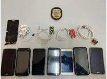 Mulher é presa tentando entrar com sete celulares no presídio de segurança máxima de Tacaimbó