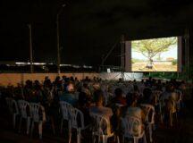 Cine Jardim: sexta edição vai contar com exibições ao ar livre