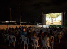 Sexta edição do Cine Jardim exibirá seis longas-metragens nacionais