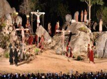 Paixão de Cristo de Nova Jerusalém pode ser realizada em outubro deste ano