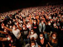Eventos com até 1,2 mil pessoas são liberados em Pernambuco a partir de setembro