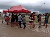 Democracia: Moradores do bairro José Barbosa Maciel realizam votação para decisão sobre terreno do bairro