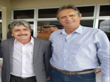 """""""Euno Andrade é um homem de bem e tem total apoio e prestígio no meu governo"""", afirma Gilvandro Estrela"""