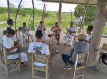 Associação Vida Jovem de Capoeira inicia aulas de na Praça da Moura em Belo Jardim