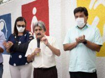 Gilvandro e Mendonça participam da reabertura do CAEE, que garante inclusão e apoio complementar às pessoas com deficiência em Belo Jardim