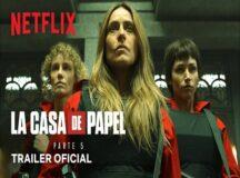 Trailer da 5ª temporada de La Casa de Papel é liberado; confira