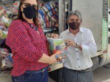 Prefeitura de Belo Jardim reinicia entrega dos kits merenda para alunos da rede municipal