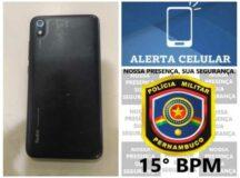 Homem é detido com celular roubado em Belo Jardim