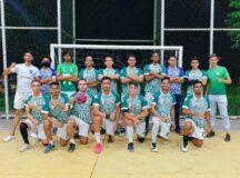 Time de handebol masculino de Belo Jardim é campeão da 4ª fase do Circuito Mata Sul