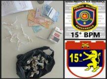 Jovem é preso por tráfico de drogas na Cohab II em Belo Jardim