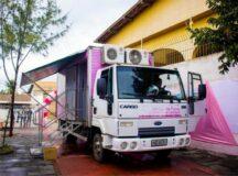 Outubro Rosa: Caminhão da Mamografia estará em Belo Jardim nesta quinta e sexta
