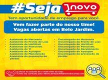 Novo Atacarejo oferece vagas de emprego para Belo Jardim